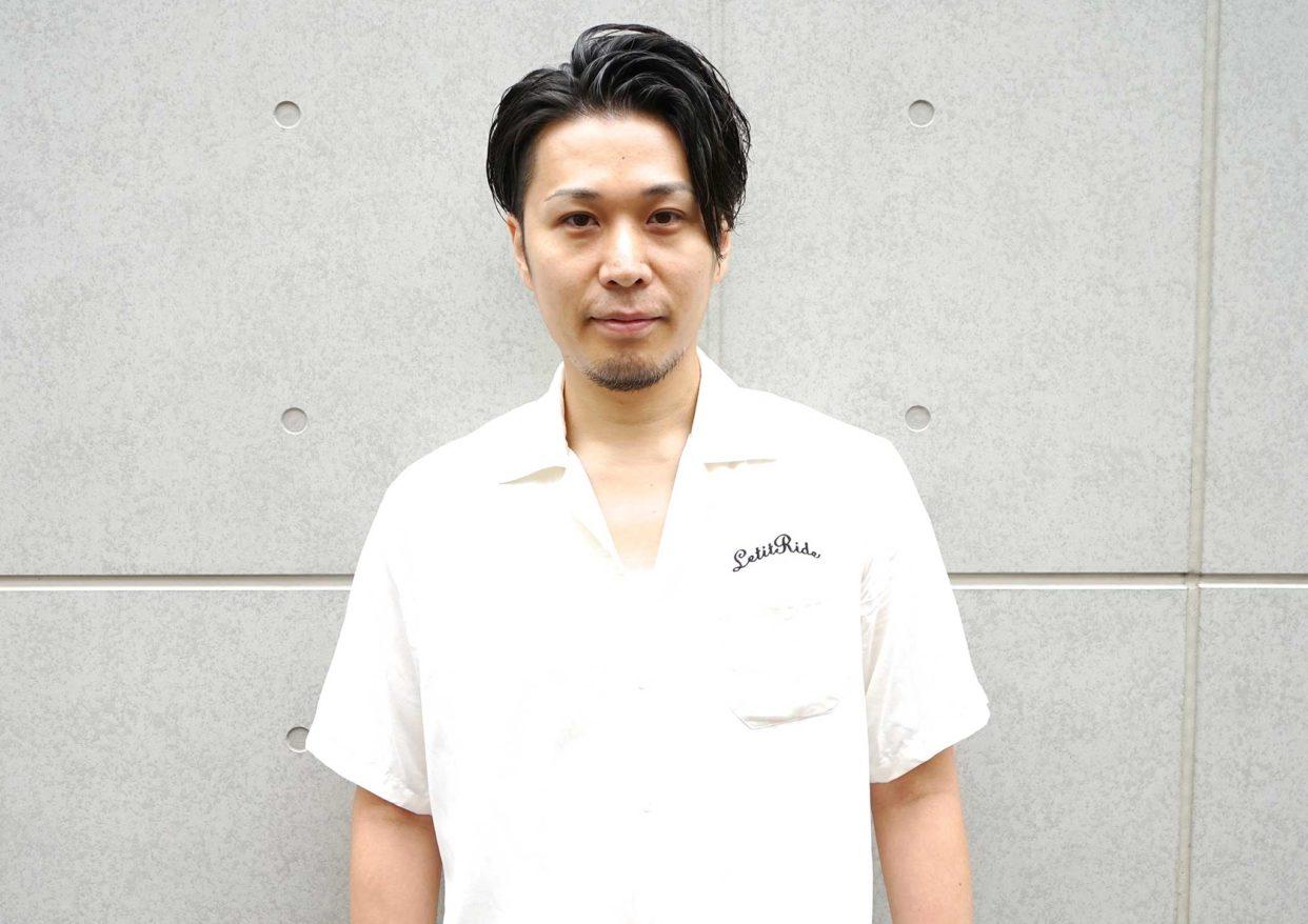 丸尾 侑生 / RODGE【ロッジ】