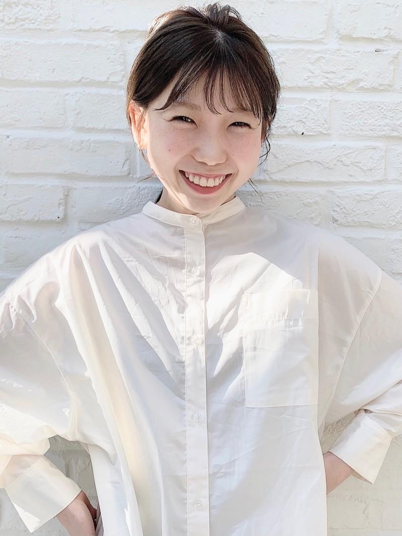 青柳 七奈 / 【】
